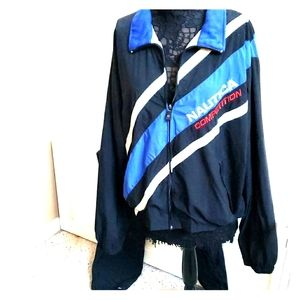 Nautica competition sweatsuit fully lined